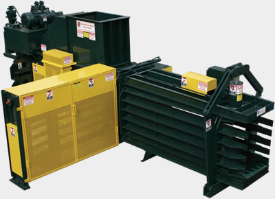 ATC Textile industrial baler series