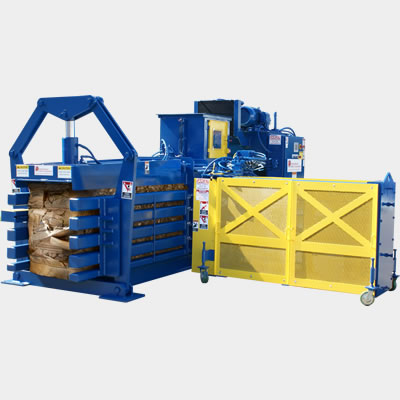 ATOM Series Industrial Baler Equipment