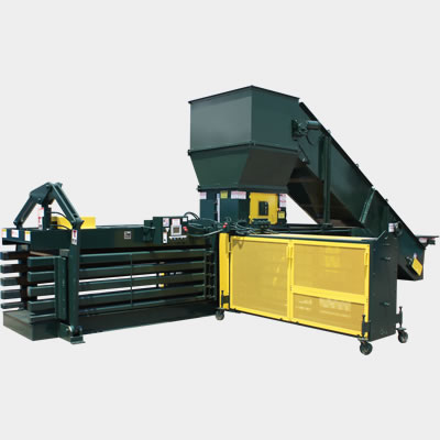 AT Series Industrial Baler Equipment