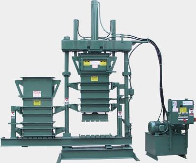 CBD Textile industrial baler series