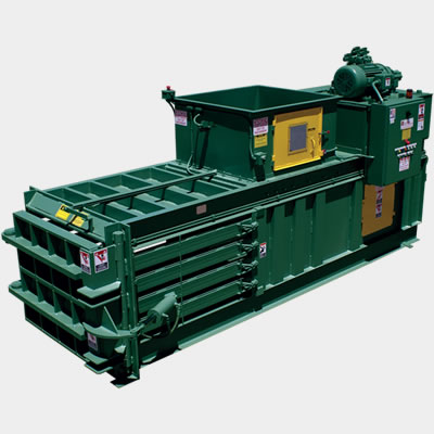 Closed Door Baler Series Industrial Equipment