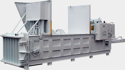 Foam specialty industrial baler series