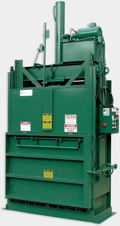 Yard Machine Parts >> IVB Series Vertical Balers | Industrial Baler Machines
