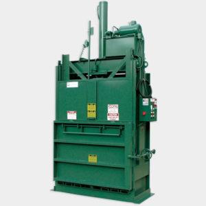IVB industrial baler equipment