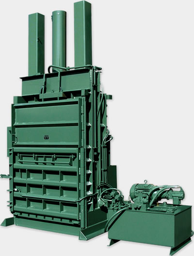 SMB Series vertical baler equipment