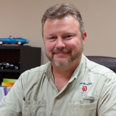 Sean Usoff Named Director of Sales & Marketing of International Baler Corporation