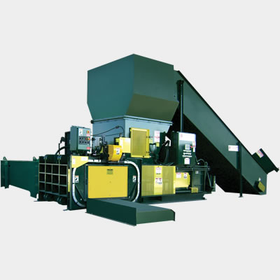 TR Series Industrial Baler Equipment