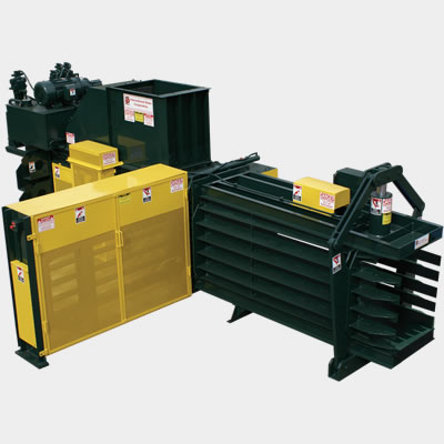 ATC Series Industrial Baler Equipment