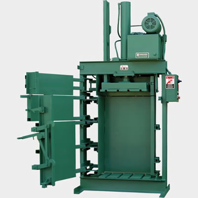 DHWS Baler Series Industrial Equipment