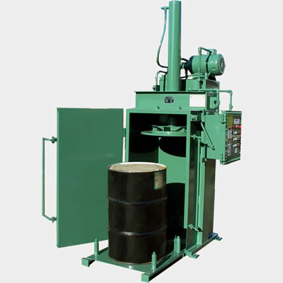 Drum Crushers Industrial Equipment