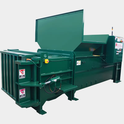 Titan Series Industrial Baler Equipment