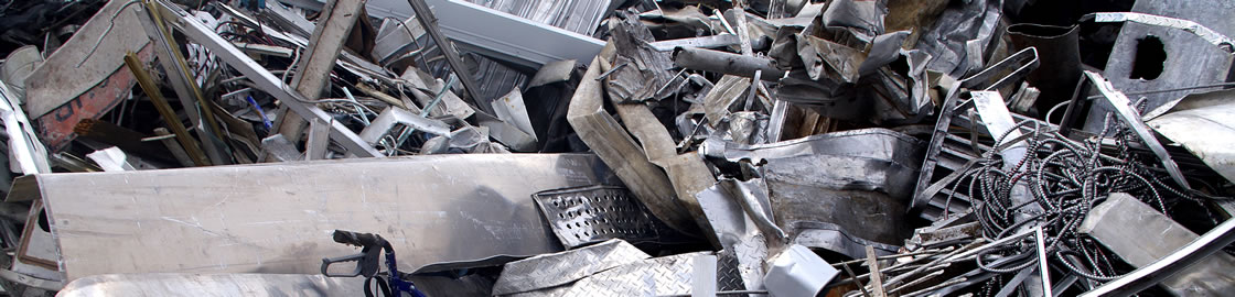 Serving scrap yards with industrial baler equipment